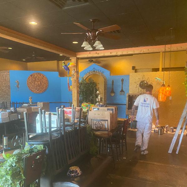 Restaurant Painters